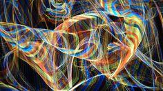Van Nutt Psychedelic Lightshow / Davos 2011
