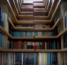 Bookcase Staircase, England