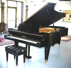 Bosendorfer Imperial Concert Grand Piano Sold! $30,000 at Fairfield Auction www.fairfieldauction.com