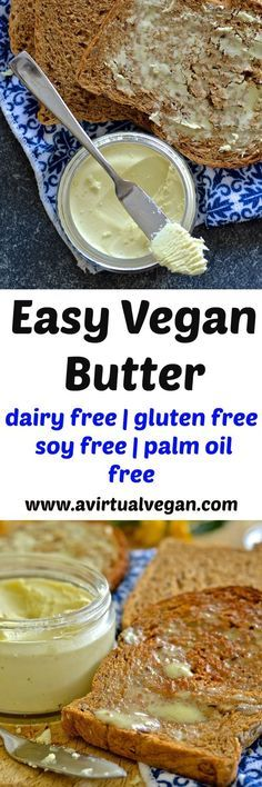 It is dreamily smooth, rich & creamy & can be whipped up in minutes. It is also palm oil & emulsifier free & can be used in any way you would use real butter!