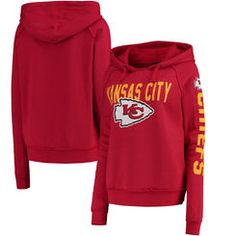 Nike Kansas City Chiefs Ladies Tailgater Pullover Hoodie - Red b684d725e