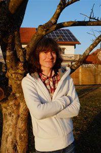 """""""Malen"""" überschreibt Birgit Hufnagl ein wunderbares Gedicht, das Sie mir heute Morgen über Twitter schickte. Sehr lesenswert! Auf meinem Blog."""