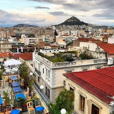 ATHENS. Glorious Friday at last #above you #goodafternoon