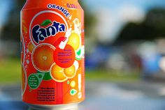 fanta reminds me of summer 600 Pound Life, Orange C, Seafood Diet, Raindrops And Roses, Healthy Junk, Tumblr Quality, Fanta Can, Beverages, Drinks