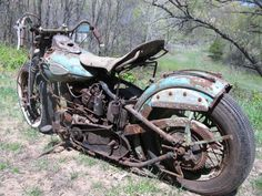Knuckle barnfind