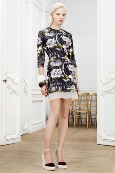 Christian Dior AW 2014-2015 RTW
