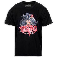 FashionUK, T-shirt męski z krótkim rękawem, League of Legends, rozmiar XL-FashionUK