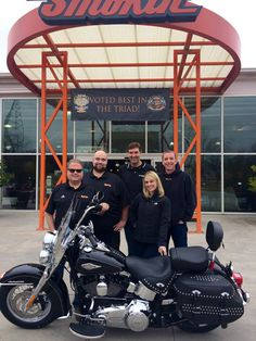 Win A Heritage Harley From Rock 92! - Rock 92
