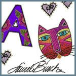 A Brighter Place, Laurel Burch designs and more!