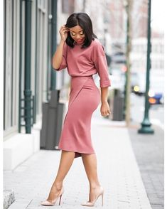 70 Casual Work Outfits für schwarze Frauen - Dresses for Women Casual Work Outfits, Business Casual Outfits, Professional Outfits, Mode Outfits, Office Outfits, Work Casual, Classy Outfits, Chic Outfits, Fashion Outfits