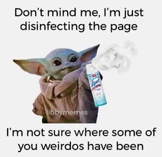 Yoda Funny, Yoda Meme, Funny True Quotes, Funny Relatable Memes, Minion Baby, Kids Toys For Boys, Bad Mom, Super Cute Animals, Funny As Hell