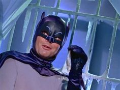 adam west//batman one-liners are good for your soul.