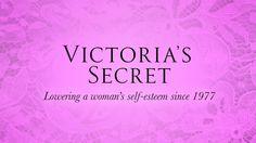Honest Victoria's Secret slogan. Soo true...