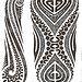 Maori tattoo kirituhi Polinesia Polynesian Tatuaje by Tatuagem Polinésia - Tattoo Maori