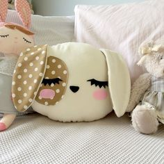 44 trendy sewing pillows for kids etsy Cute Pillows, Baby Pillows, Kids Pillows, Animal Pillows, Dog Cushions, Patchwork Pillow, Pillow Fabric, Plush Pillow, Sewing Toys
