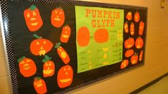 Here's my pumpkin glyph. I start with the student questions and then we build our pumpkins together as we go through the answers we chose. The big green pumpkin glyph chart shows the shapes for each answer. Just click the picture below to print your own. Is it just me or are you getting a …