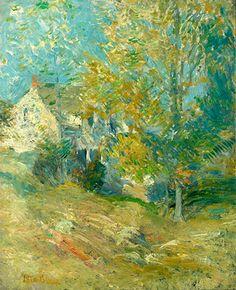 Twachtman - Autumn Afternoon