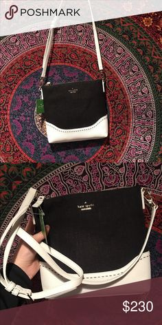 NWT black Kate Spade shoulder bag Brand new with tags! kate spade Bags