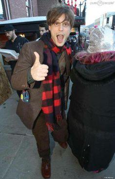 Matthew at Sundance