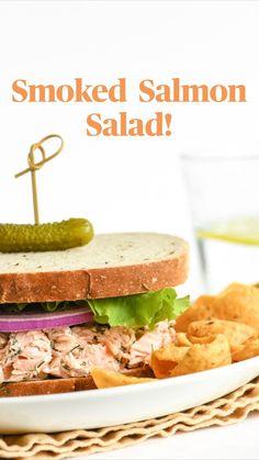 Tuscan Salmon Recipe, Salmon Recipes, Fish Recipes, Seafood Recipes, Cooking Recipes, Healthy Food List, Healthy Eating, Healthy Recipes, Healthy Meals