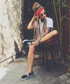 #tattoo #tattoos #women #glasses  #red