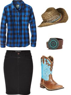 """""""Country gal."""" by kristina-norrad ❤ liked on Polyvore"""