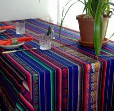 Festive Manta Tablecloth | Handcrafting Justice