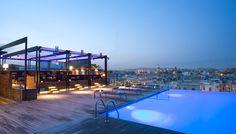 Grand Hotel Central Barcelona - luxury design hotel in Barcelona