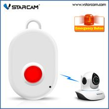 VStarcam AF102 wireless emergency button Alarm camera accessory Remote Control use with Alarm Camera T7838WIP-AR and T7837WIP-AR(China (Mainland))