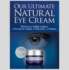Clinically proven results. Certified organic, healthy and effective..the best eye cream money can buy! www.us.nyrorganic.com/shop/betsygf
