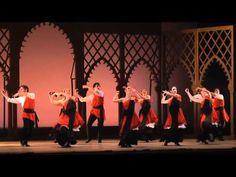 El Ballet Flamenco de Andalucía presenta 'Metáfora', producción que llevará a lo largo de la temporada 2012 con coreografía y dirección artística de Rubén Ol...