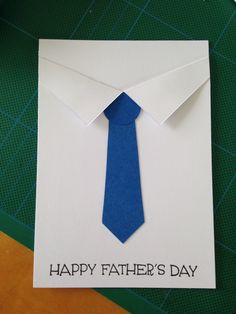 Father's Day card. Handmade by me