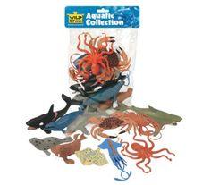 Amazon.com: Wild Republic Polybag Aquatic: Toys & Games $9.99 free shipping