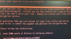 Was the cyber-attack that hit countries around the world sourced in malware-laden tax software?