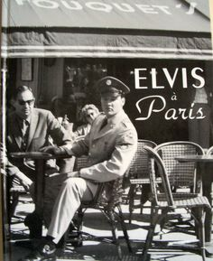 Image result for elvis paris 1959
