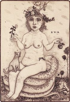 Eva (Eve) at Davidson Galleries Oleksiy Fedorenko