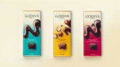 Godiva Chocolate Redesign — The Dieline - Branding & Packaging Design