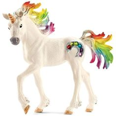 dealsdirect.com.au - Rainbow Unicorn Foal