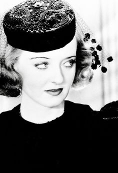 Bette Davis in  Marked Woman, 1937