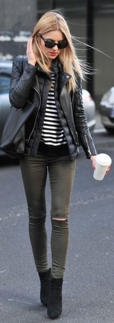 Casual Chic Winter Outfit by Make Life Easier S.