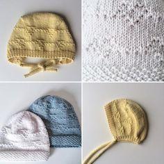 HJERTERPÅENSNOR-KYSE OG HJERTERPÅENSNOR-LUE Knitted Hats, Crochet Hats, Knitting, Fashion, Threading, Knitting Hats, Moda, Tricot, Fashion Styles