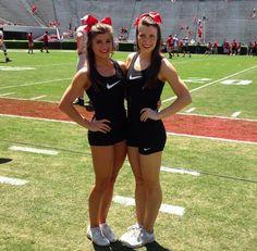 texas tech cheerleaders sports