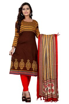 Hurry Up.. Limited Time Offer..  MakeMyFashion Manipuri silk printed semi stitched salwar suit with dupatta  Fabric : Manipuri silk Price: 550 rs Only.. Size: Free Size  To BUY..Just whats app on : 9427915502