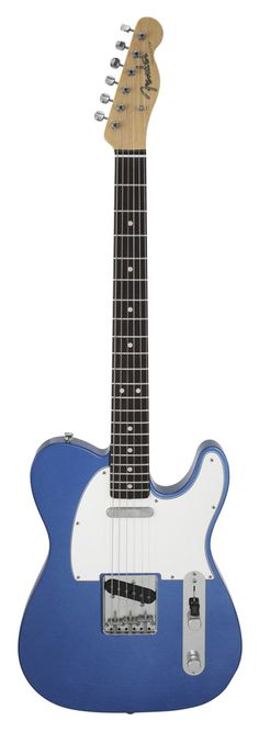 Fender Custom Shop 1963 Telecaster, Lake Placid Blue