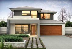Clarendon Home Designs: Como 30 Axis Facade. Visit www.localbuilders.com.au/builders_victoria.htm to find your ideal home design in Victoria