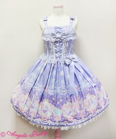 Angelic Pretty Marine Kingdomジャンパースカート