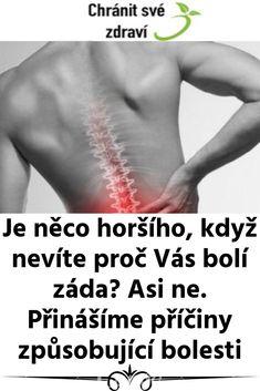 Je něco horšího, když nevíte proč Vás bolí záda? Asi ne. Přinášíme příčiny způsobující bolesti Pilates, Cake, Pop Pilates