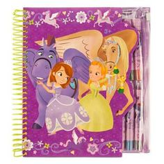 Sofia the First Coloring Book Set