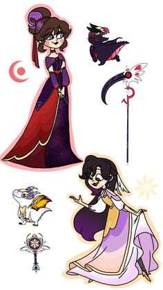 Starco, Cartoon Ships, Cartoon Art, Cool Art Drawings, Art Sketches, Background Wallpaper For Photoshop, Sims 4 Anime, Evil Children, Butterfly Kids