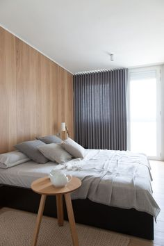 Renovated apartment by YLAB in Barcelona's Diagonal Mar district